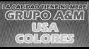 logo de Grupo A&M USA Colores