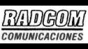 logo de Radcom Comunicaciones