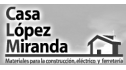 logo de Casa Lopez Miranda