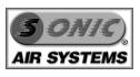 logo de Sonic Air Systems Mexico