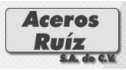 logo de Aceros Ruiz