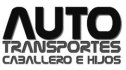 logo de Autotransportes Caballero e Hijos