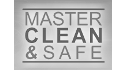 logo de Master Clean & Safe