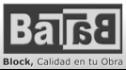 logo de Bloques y Agregados de Tabasco