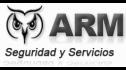 Logotipo de ARM Seguridad y Servicios