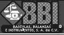 logo de Basculas, Balanzas e Instrumentos