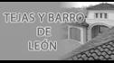 logo de Tejas y Barro de Leon