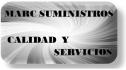 Logotipo de Marc Suministros