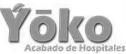 logo de Yoko Acabados de Hospitales