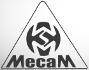 Logotipo de MecaM